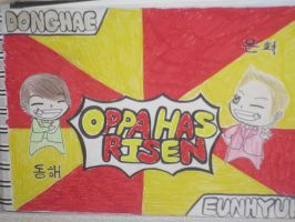 Eunhae : Oppa Has Risen by Orchid-Bud
