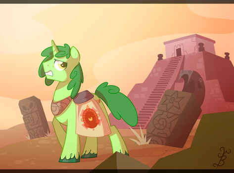 The Temple by TheNecroBalam