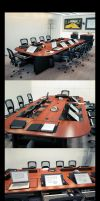 conferenceroom by cuatrod