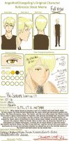Pai Satomi Reference (Official) by Xoxochi