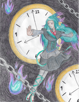 Anya -Essence of Time- by SilverFoxx1337