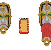 Megaforce Morpher Sprite by Forlork