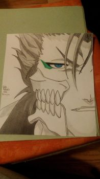 Grimmjow by GiGaAnime