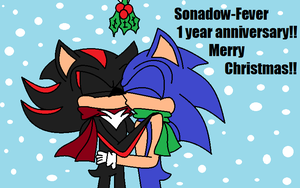 1 Year Soandow-Fever by xxDinoCupcakezxx