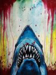Blood in the Water by ShawnCoss
