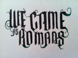 We Came As Romans by Rocker310