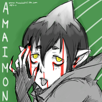 Amaimon by Monakath1