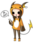 A wild Raichu appeared by rimuu