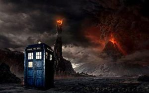 The Doctor in Mordor by RobRulz1231Studios