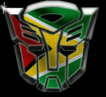 FAN ART - G1 Style Autobot Car Decal by OnyxPen