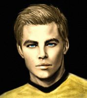 Captain James T. Kirk by Harinezumi69
