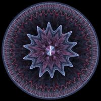 Fractal Coin_61 by BrotherNumsi