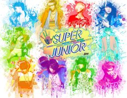 Super Junior Mr. Simple by jerlyn92