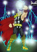 Thor - Call down the Lightning by wondermanrules