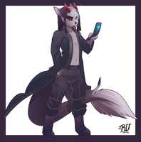 COMMISSION for Vulfdrek by phation