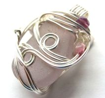 Selkie Song Pendant no. 15 by sojourncuriosities