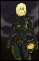 Halo: 'Spartan strenght' by ronnie92