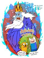 Ice King by Garvals