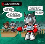 Lil Formers - Ratchet by MattMoylan
