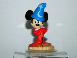 Toy Family - Sorcerer Mickey 1 by LinearRanger