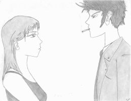 Love and a Cigarette by DAVEAC1117