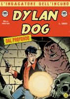 Dylan Dog  Recovered by LucaGiorgi