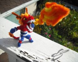 Battle at the balcony by Leo-tux