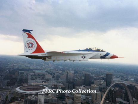 TF-15A 71-0291 Bicentennial over St. Louis by fighterman35