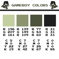 GameBoy Pallet ref by rongs1234