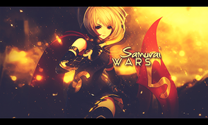 Samurai Wars by AikoGFX