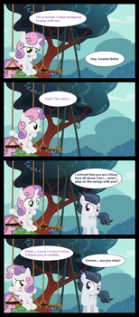 Love On The Playground by LunaticDawn