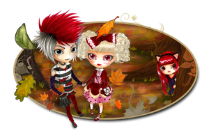 Autumn Dream - Pullip by kotori-chan