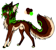 Canine Adoptable Auction - CLOSED by LegendWolves