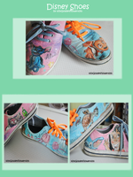 Disney Shoes by xXxGoldenFlowerxXx
