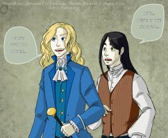 Lestat y Louis 3 by PetiteNe