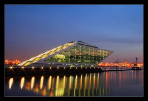 Dockland Hamburg by cody29