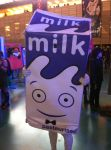 Milk Box (Ficosplay Chile 2014) by marvincmf