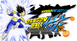 Dragon Ball Kai - Episode 27 by saiyuke-kun