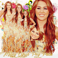 Pack png 220 Miley Cyrus by MichelyResources