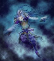 FF9-KUJA by k-twenty