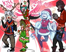 Merry Christmas from Chaos Driven! by Pheoniic