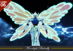 White Doll's Moonlight Butterfly by iludov