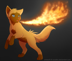 Incinerate by Soraiko