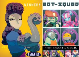 And the winner is  . . . by theCHAMBA