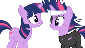 Twilight meets Solid Twilight by zelc-face