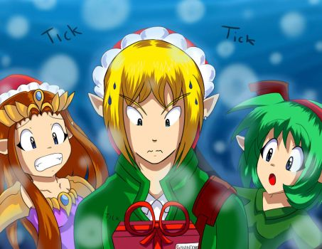 Gannons Present by HungrySohma16