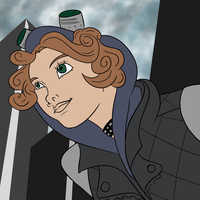 Speed Paint - Gotham Selina Kyle by ashes2steel
