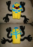 Cofagrigus Plush by Shadottie