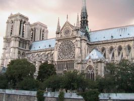 Notre Dame by Outofthisworld