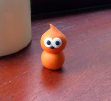 Zingy - The EDF Energy Flame! by Furue